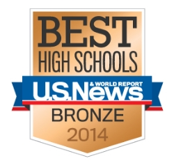 Best High Schools by US news photo